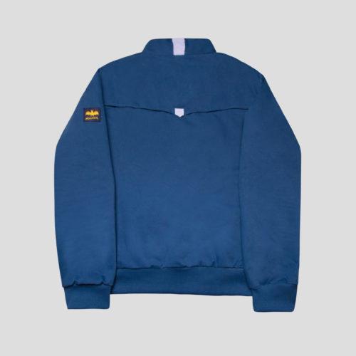 wolher chaqueta harrington camden hombre azul