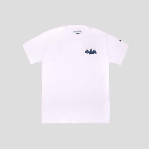camiseta bethnal blanco