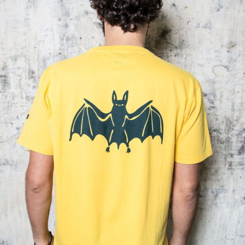 camiseta hackney amarillo