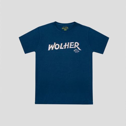 camiseta regent azul