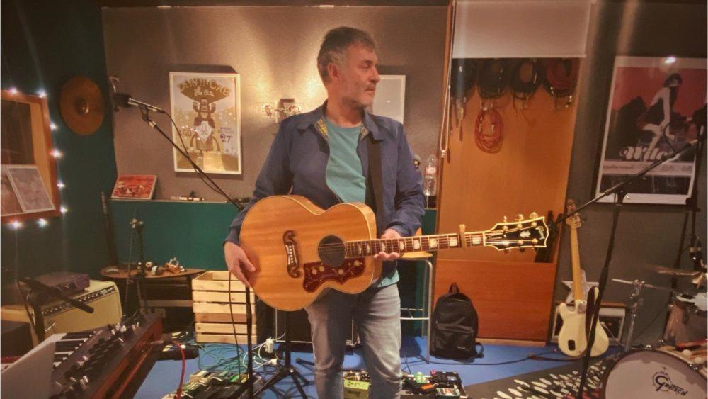 Conocemos a nuestro #Wolherbats: Jorge Martí Aguas, cantante, guitarrista y compositor de la Habitación Roja