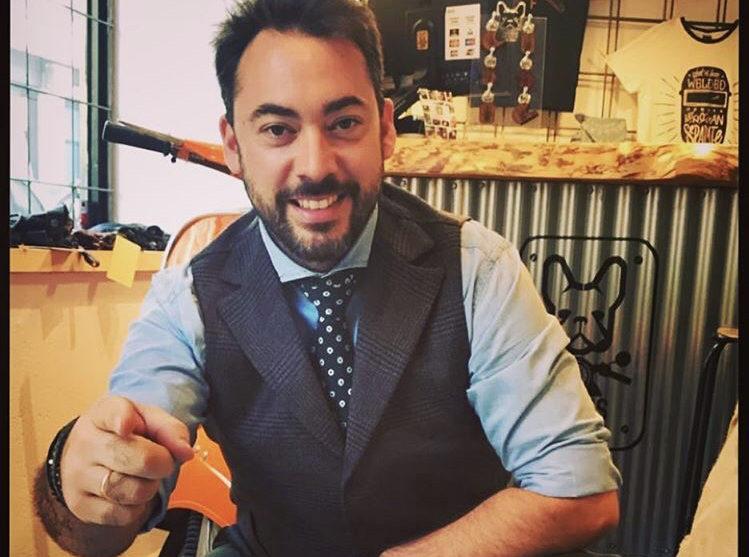 Conocemos a nuestros #Wolherbats: Miguel, creador de Irons Café Racer
