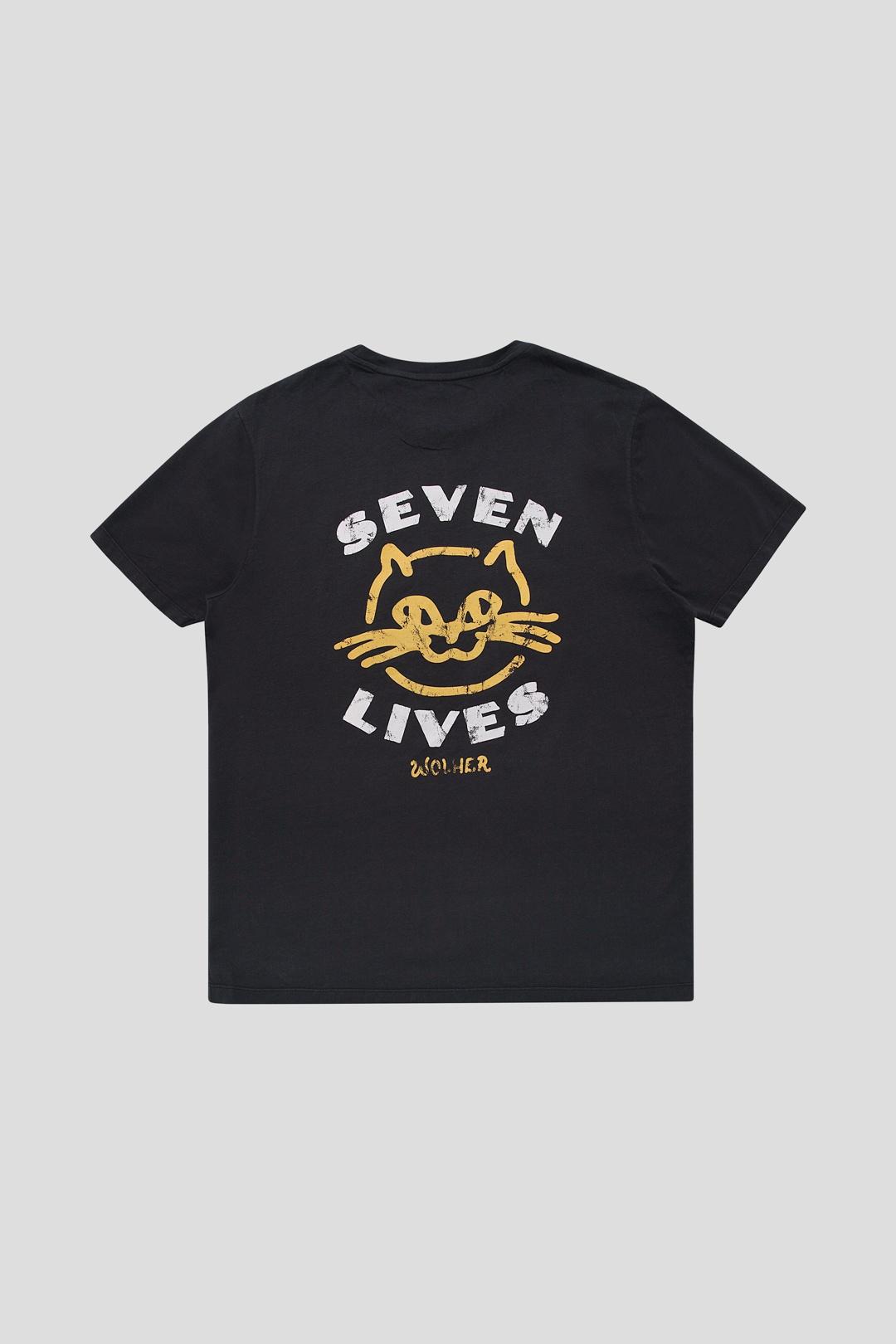 SEVEN LIVE TSHIRT