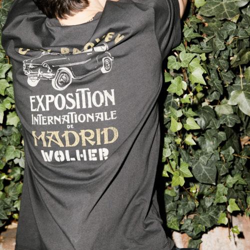 Camiseta expo wolher