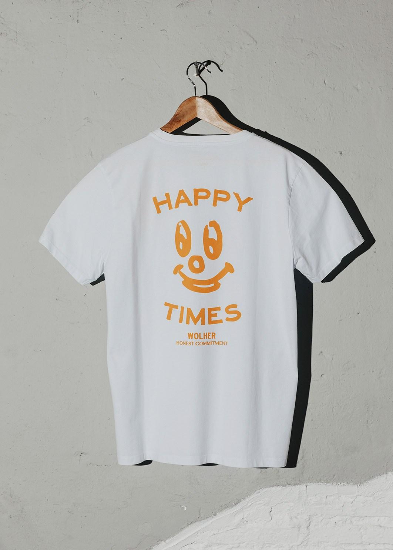 HAPPY TIMES TSHIRT