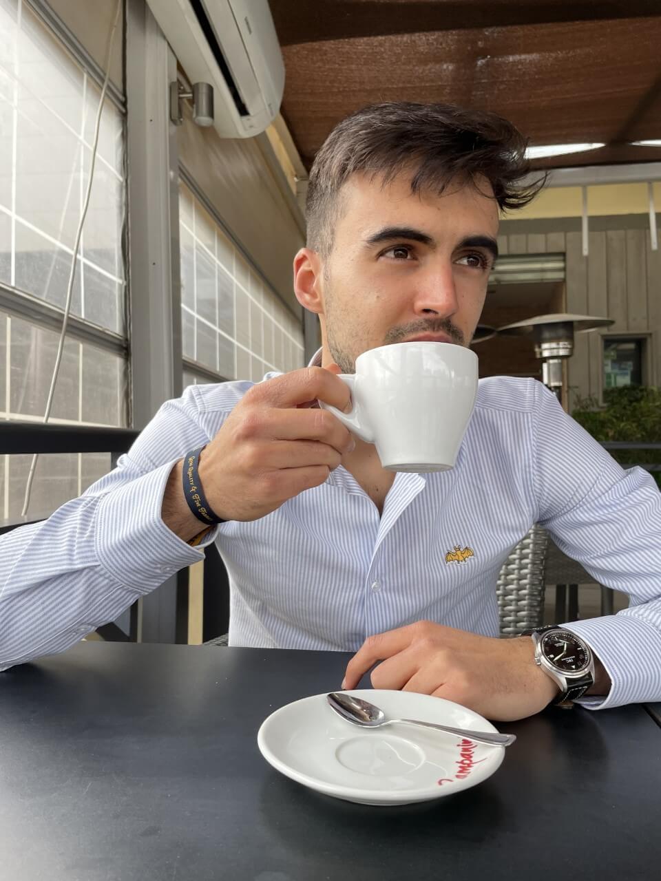Conocemos a nuestros #Wolherbats: David Fernández, jugador profesional de Padel WPT