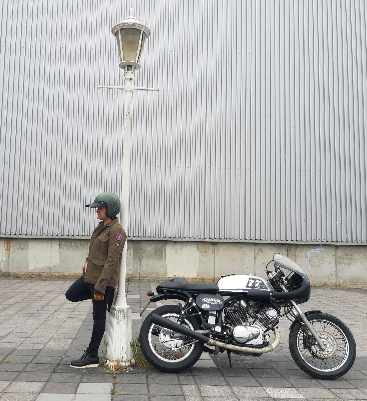 Conocemos a nuestros #Wolherbats: Rubén Cotarelo, amante del motor