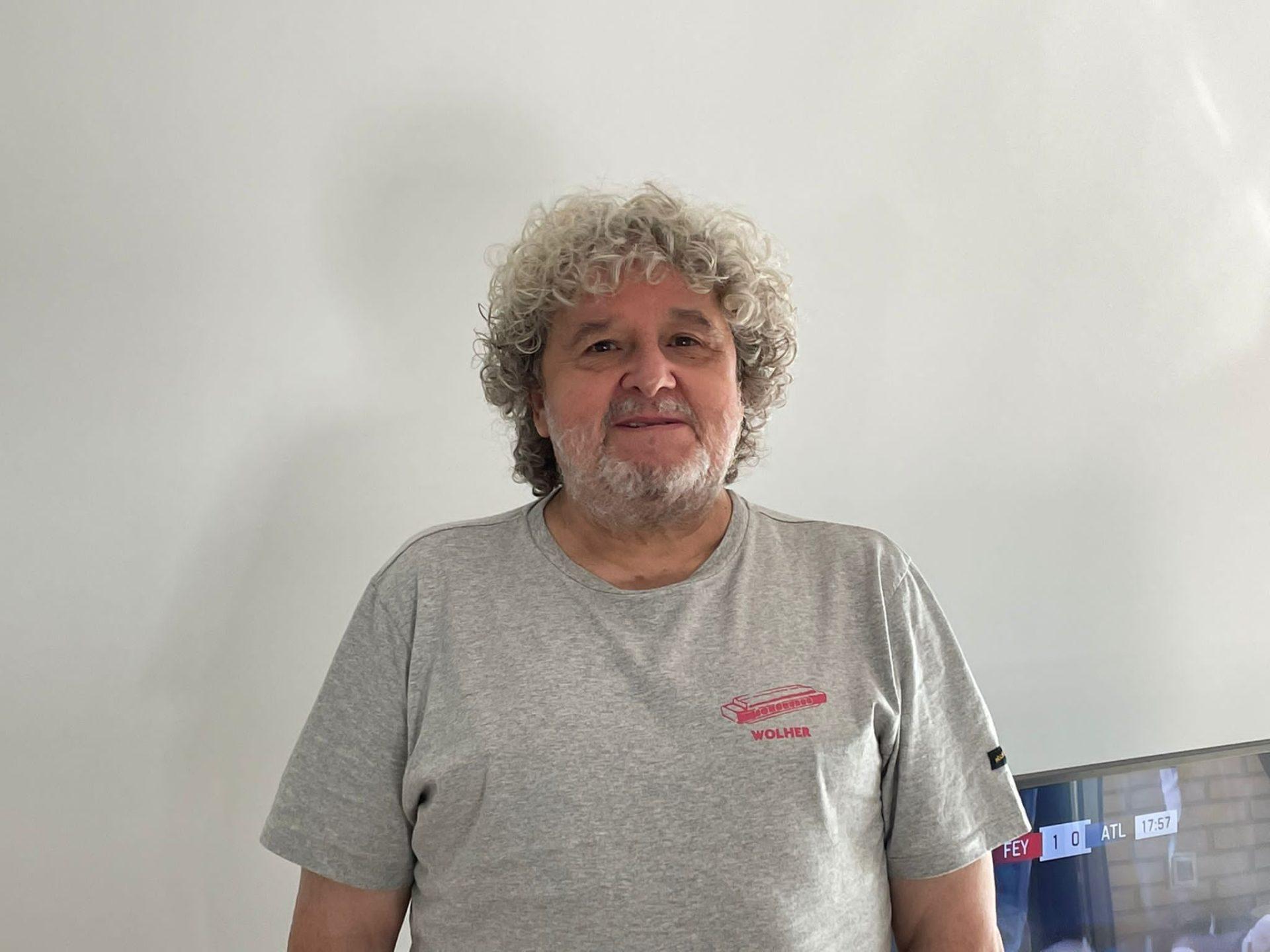 Conocemos a nuestros #Wolherbats: Julio Ruiz Llorente, uno de los mayores referentes de la música indie