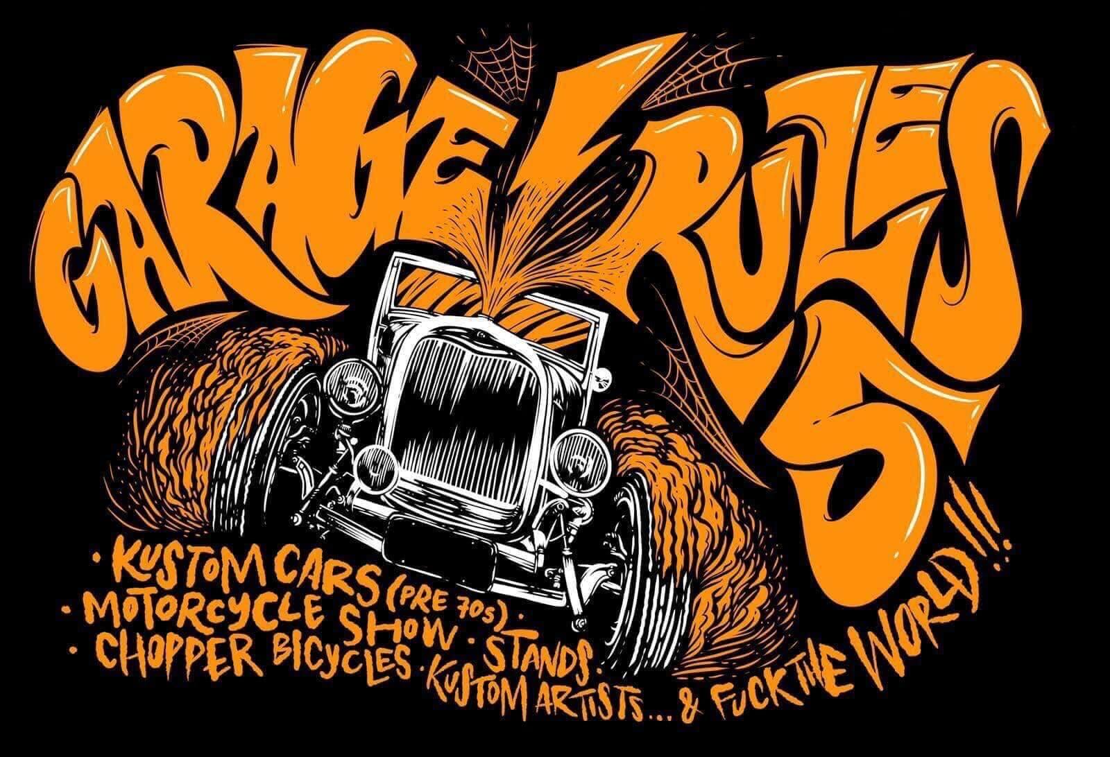Garage Rules – La Nucia, Alicante